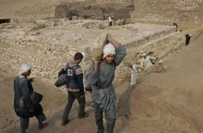 Archeologai Egipte atkasė šventyklą