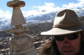 Ironiškojo rašytojo pasaulis – tarp Kinijos ir Tibeto