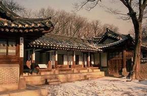 Tradicinė korėjiečių architektūra: kalnai ir vandenys