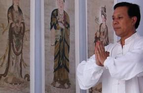 Interviu su Šaolino daktaru Čen Ši Čao