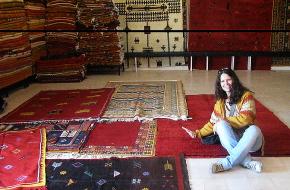 Maroko pasakos paieškos – per aromatus ir skonius, vilnijančius medinos labirintais