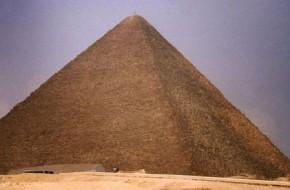 Didžiojoje piramidėje yra slaptų kambarių?