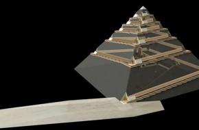 Didžiosios piramidės kampe – galvosūkio įminimas