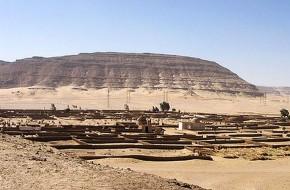 Egipte aptikta 118–oji piramidė