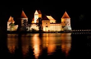 Trakų pilis/Тракайский замок, Литва