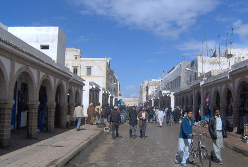 Medina of Essaouira (formerly Mogador)