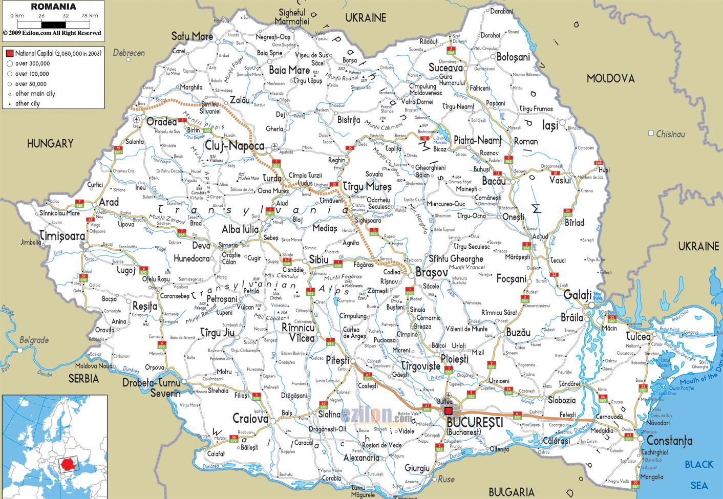 makedonia kartta Uusikaupunki