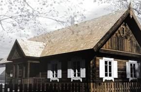 Kaimo statyba – Dzūkija