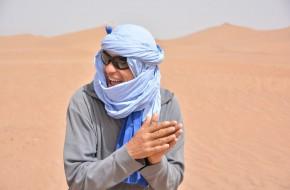 Marokas su berberu Brahimu ( 1 dalis )