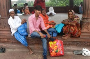 (Ne)turistinė Indija (2): istorinis laikas, pagautas Delio vėjuose