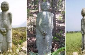 Hanų epochos skulptūros