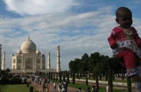 (Ne)turistinė Indija (4): Tadž Mahalas – paminklas meilei ar kančiai?