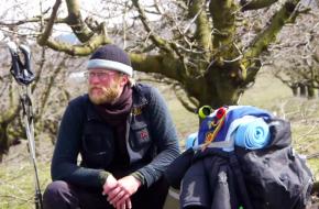 """""""Sapnuoju, kad einu"""": 4500 kilometrų pėsčiomis"""