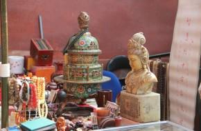 Bao Guo Si antikvariato turgus