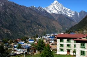 Lukla – Everestas pėsčiomis