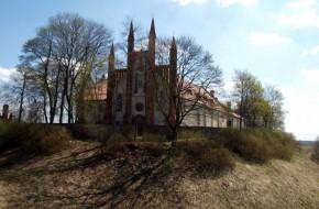 Rykantų bažnyčia ir Senieji Trakai