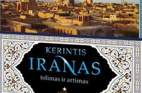 """R. Matulionytės knygos """"Kerintis Iranas"""" pristatymas"""