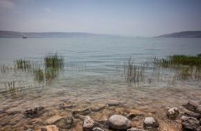 Paslaptingi statiniai Biblijinio ežero dugne
