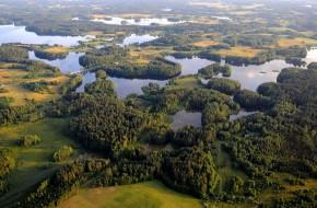 Šventosios upės vandens trasa
