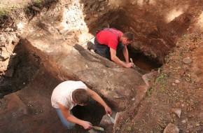 Vilniaus Didžiosios sinagogos archeologiniai tyrimai