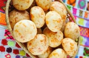 Chipá – sūrio bandelės iš Pietų Amerikos