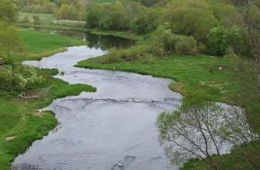 Vandens turizmo maršrutas Ventos upe