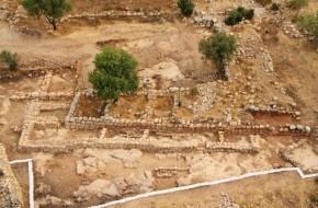 Izraelyje rasti karaliaus Dovydo rūmai