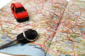 Būtinų daiktų sąrašas keliaujantiems automobiliu