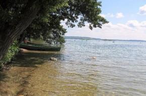 Dviračių maršrutas aplink Dusios ežerą