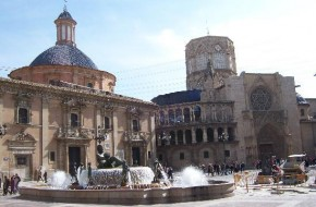 Trys sluoksniai Valensijos