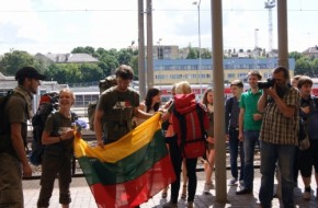 """Grįžo dvyliktosios """"Misija Sibiras"""" ekspedicijos dalyviai"""