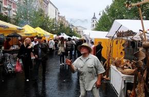 Vilniuje rugsėjo 13-15 dienomis vyks Tautų mugė