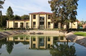 Vartus atvėrė rekonstruotas Bernardinų sodas