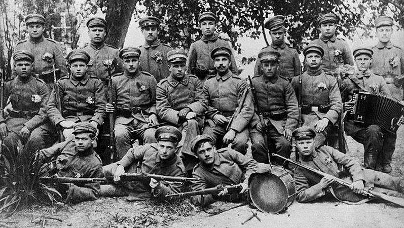 Lietuvos savanoriai