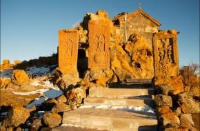 Žymiausios Armėnijos bažnyčios