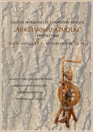 Aukštuolių ąžuolai, Partizanai, keliauk su knyga, Sigita Narbutaitė-Lipovienė, quest.lt