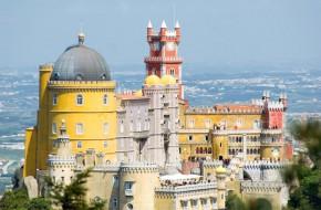 Sintra: kur baigiasi žemė ir prasideda jūra