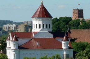 Skaisčiausiosios Dievo Motinos cerkvė (Maironio g.14, Vilnius)