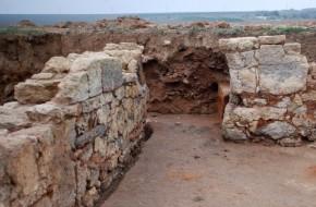 Eupatorijoje rasta antikinė gyvenvietė