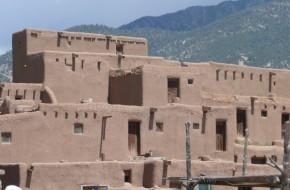 Taos Pueblo, Naujoji Meksika