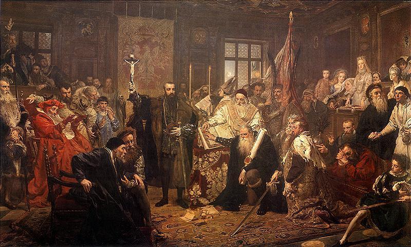 Liublino unija Lietuva Lenkija