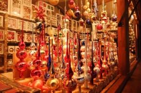 Kalėdines muges Vokietijoje belankant