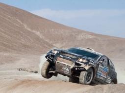 Ilgiausias Dakaro greičio ruožas B. Vanagui itin sėkmingas