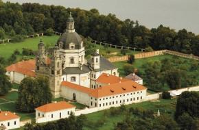 Pažaislio vienuolyno statybos ir dekoravimo istorija
