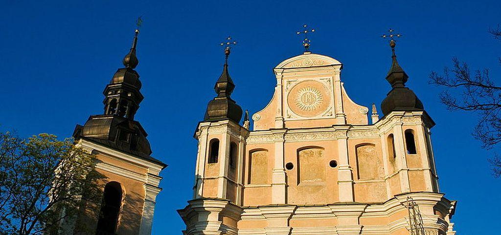 St._Michael's_Vilnius Vilniaus Šv. arkangelo Mykolo bažnyčia