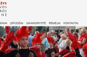Startuoja Kultūros sostinės interneto svetainė