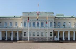 Pamirštasis Vilnius: iš Prezidentūros erdvių istorijos