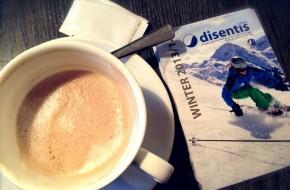 Slidinėjimas Šveicarijoje: Disentis
