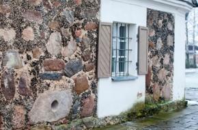 Naisiuose aptiktas baltų šventvietės akmuo