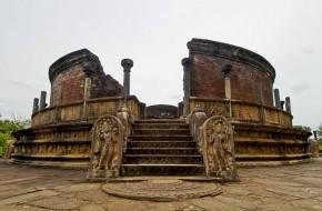 Šri Lankos UNESCO saugomų objektų sąrašas